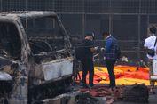 Gudang Mercon di Tangerang Meledak, Warga Panik dan Berteriak