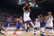 Golden State Warriors Takluk dari Timberwolves di China