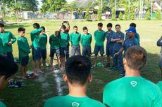 Laga Versus Filipina dan PSS Jadi Bahan Evaluasi Pelatih Timnas U-16