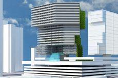 Mahasiswi UI Rancang Bangunan Multifungsi Berbasis TOD Cawang