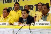Bahas Status Tersangka, Setya Novanto Rapat dengan Dewan Pakar Golkar