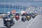 Honda Tantang Konsumen 'Big Bike' Jelajah Asia
