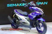 Selisik Pasar Yamaha Aerox 155 Bekas