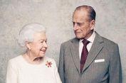 Usia Pernikahan Ratu Elizabeth dan Pangeran Philip Capai 70 Tahun