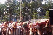 'Udah Panas-panasan, Bukan Prabowo Pulak yang Datang, Kecewa Kami...'