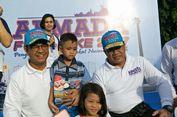 Anies Berharap Warga Belajar Tangani Situasi Bencana dari TNI AL