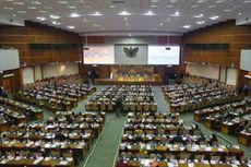 Rapat Paripurna Pengambilan Keputusan RUU Pemilu Diskors untuk Lobi