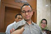 Anies Minta MRT Ganti Motor Korban Jatuhnya Beton Pembatas