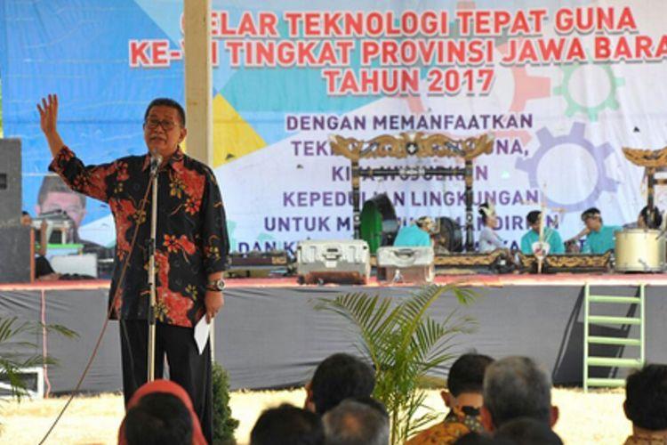 Pemerintah Jawa Barat berharap beragam produk inovasi dapat digunakan masyarakat Jawa Barat dalam kehidupan sehari-hari.