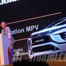 Mitsubishi Expander Pakai Pelek Kaleng