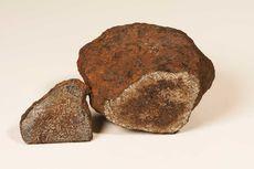 Harga Meteorit Rp 1,3 Miliar, Apa Istimewanya?