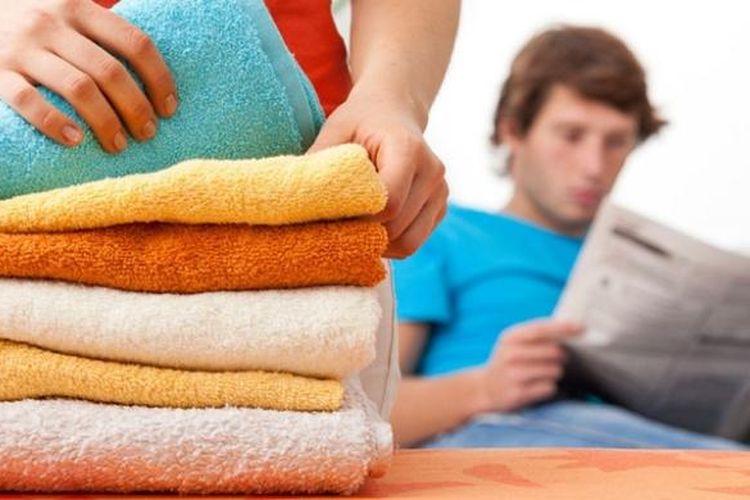 Para peneliti dari University of Warwick, Inggris, melakukan penelitian untuk mengetahui kecenderungan para pria membantu mengerjakan pekerjaan rumah.