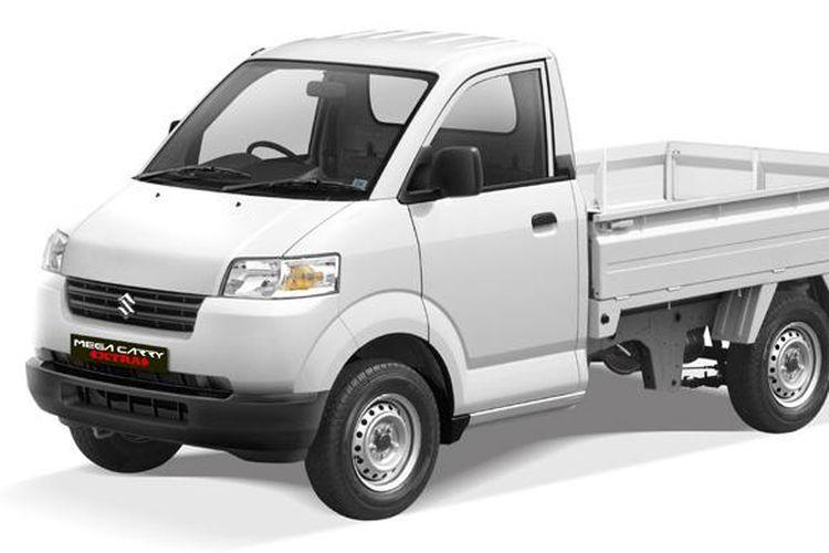 Suzuki Mega Carry Extra.