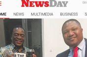Calon Presiden Baru Zimbabwe Ternyata Gemar Mengenakan Batik