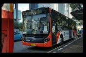 Bus Transjakarta Lantai Rendah Ramah Penyandang Disabilitas