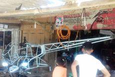 Lulusan SMP Rakit Helikopter Sendiri, Baling-baling Sudah Berputar