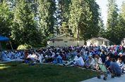 Ustaz dari Indonesia Ini Pimpin Shalat Id WNI di Seattle