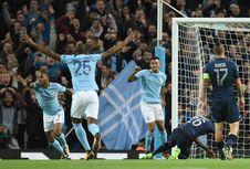 Hasil Liga Champions, Manchester City Kalahkan Tim Nomor 1 Liga Italia