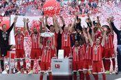 Hasil Liga Jerman, Pesta Juara Bayern dan Perpisahan Alonso-Lahm