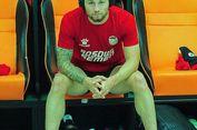 Marc Klok Tidak Trauma Main di Liga 1 meski Pernah Dicekik