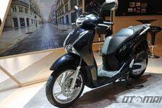 Honda SH150i Belum DIlirik Konsumen Indonesia