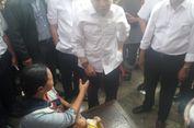 Setya Novanto Bagi-bagi 'THR' di Stasiun Senen