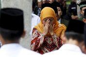Soal Pilkada Jatim, Khofifah Akan Putuskan dalam Waktu Dekat