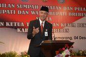 Para Pejabat Serahkan LHKPN, Jateng Dapat Penghargaan dari KPK