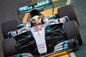 Hamilton Asapi Vettel pada Latihan Bebas F1 Australia