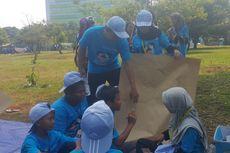 Jurus Relawan Merangkul Anak Jalanan agar Mau Belajar