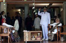 Prabowo hingga AHY Hadiri Pelantikan Anies-Sandi di Istana