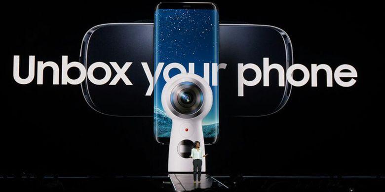Kamera Gear Resmi Mampu Rekam - NEW Bersamaan dengan Galaxy dan Samsung juga merilis versi baru dari kamera Gear di New Rabu Masih sama