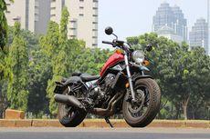 Performa Jualan Moge Honda, Rebel 500 Jawara