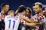 Hasil Play-off Piala Dunia, Satu Kaki Kroasia di Rusia 2018