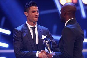 Cristiano Ronaldo, Pemain Terbaik FIFA 2017