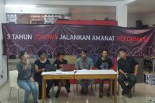Tiga Tahun Jokowi-JK, Reforma Agraria Dinilai Belum Berjalan