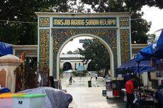 Masjid Sunda Kelapa Tak Berkubah, Ada Cerita di Balik Itu