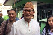 10 Hari Terakhir Ramadhan, Sandiaga Perbanyak Ibadah