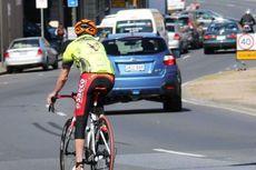 Pesepeda di Australia Minta Aturan Wajib Pakai Helm Diperlunak