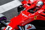 Vettel Tinggalkan Hamilton di Latihan Bebas F1 Monaco