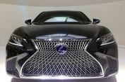 Pertama di Asia, Lexus Indonesia Luncurkan LS 500