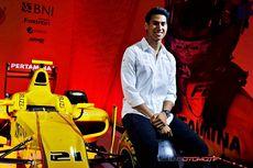 Tes F1, Ibarat Naik Becak Pindah ke Mobil