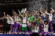 Juara Liga Champions, Penghasilan Real Madrid Kalah dari Juventus dan Leicester