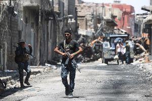 Rebut Masjid Agung Nuri di Mosul, Irak Nyatakan ISIS Sudah Hancur