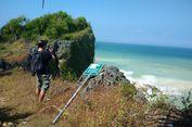Tebing Pantai Ngungap Longsor, Terumbu Karang Rusak
