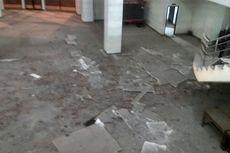 Gempa Bumi, Bagian Atap Kantor Bupati Tasikmalaya Ambrol