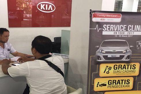 Mekanik Asal Korsel Layani Konsumen KIA di Indonesia