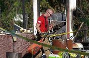 Rumah Terbakar dan Ambruk, 3 Bocah Kakak Beradik Tewas Terpanggang