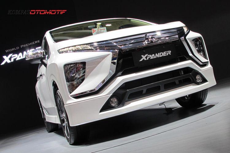 Aksesori Mitsubishi Xpander dijual dalam tiga paket