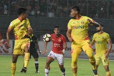 Juara Liga 1, Bhayangkara FC, Kalah dari Persija pada Pekan Pamungkas